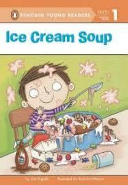 Ice Cream Soup book