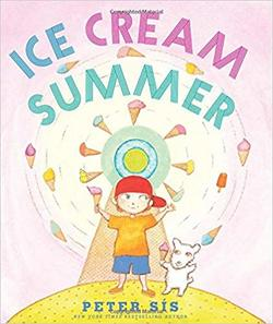 Ice Cream Summer Book