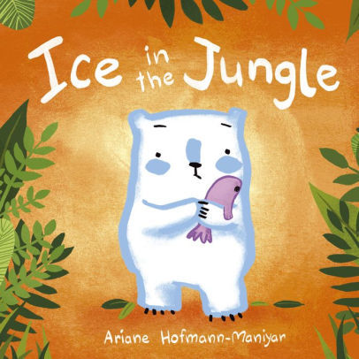 Ice in the Jungle book