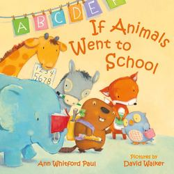 If Animals Went to School Book