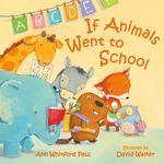 If Animals Went to School book