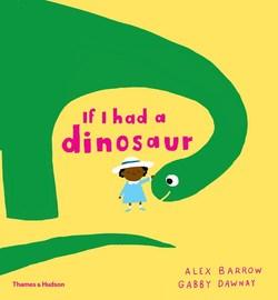 If I Had a Dinosaur book