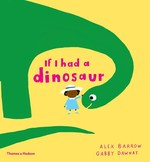 If I Had a Dinosaur book