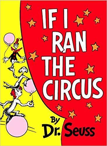 If I Ran the Circus book