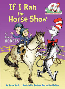 If I Ran the Horse Show book