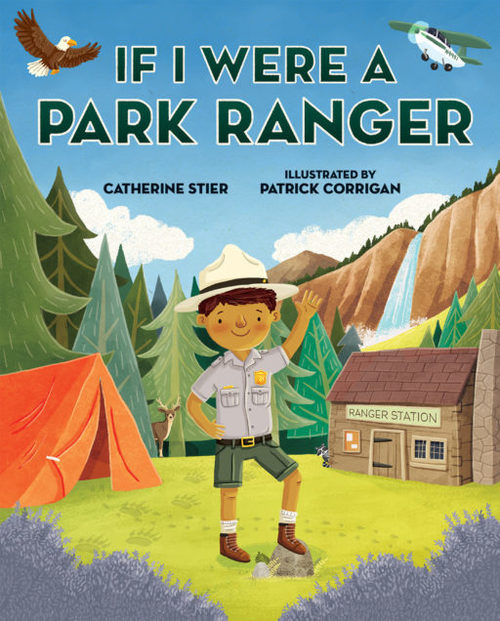 If I Were a Park Ranger book