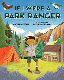 If I Were a Park Ranger Book