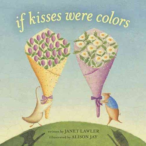 If Kisses Were Colors book