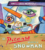 If Picasso Painted a Snowman book