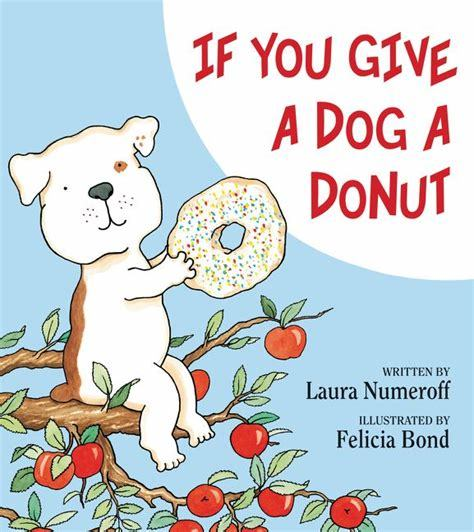 If You Give a Dog a Donut book