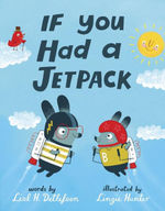If You Had a Jetpack book