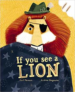 If You See a Lion book