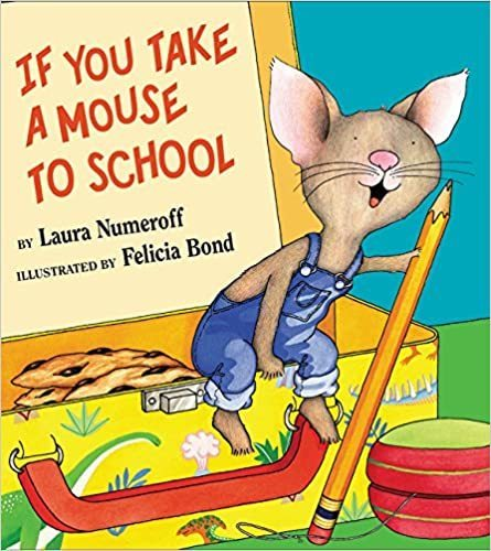 If You Take a Mouse to School book