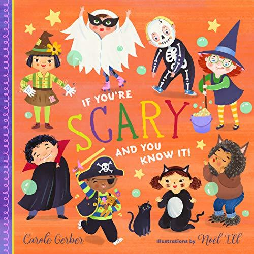 If You're Scary and You Know It! book