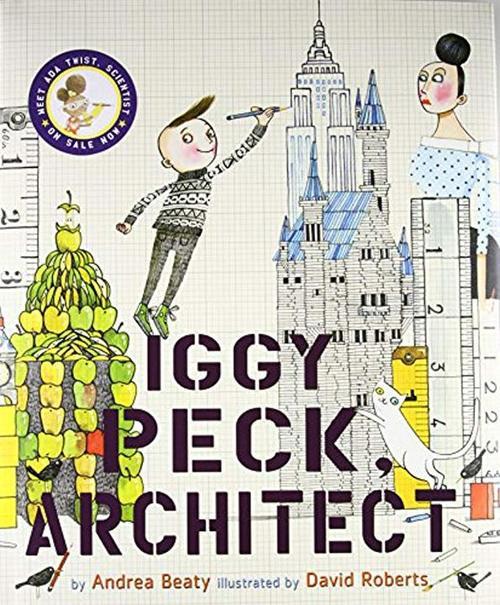 Iggy Peck, Architect book
