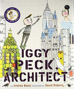 Iggy Peck, Architect book