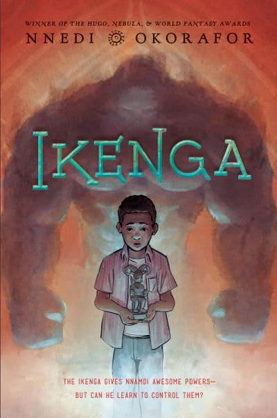 Ikenga book