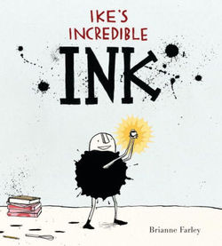 Ike's Incredible Ink book