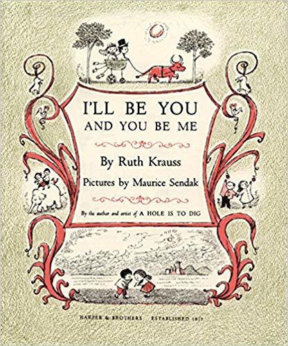 I'll Be You and You Be Me book