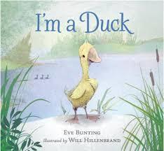 I'm a Duck book