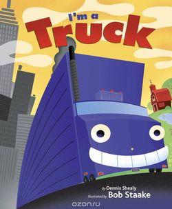 I'm a Truck book