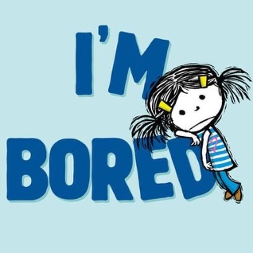 I'm Bored book
