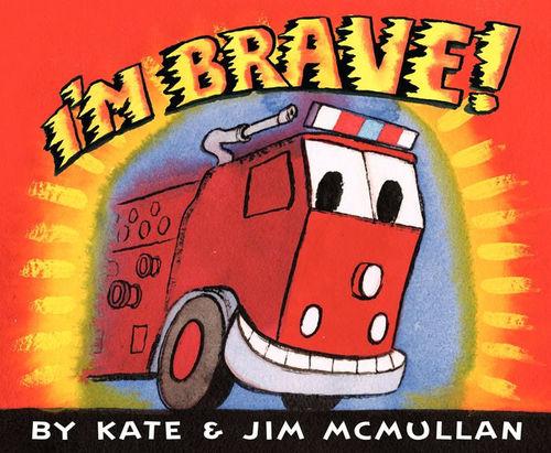 I'm Brave! book