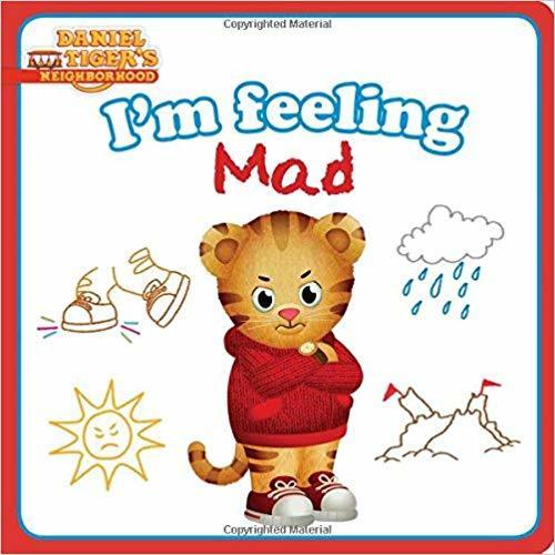 I'm Feeling Mad book