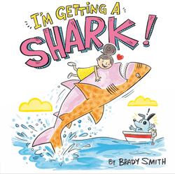 I'm Getting a Shark! book