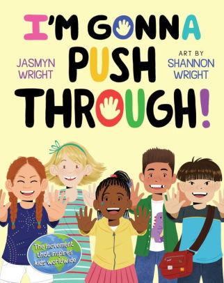 I'm Gonna Push Through! book