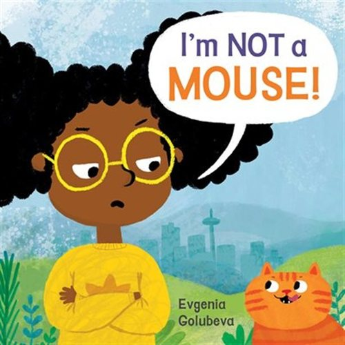 I'm NOT A Mouse book