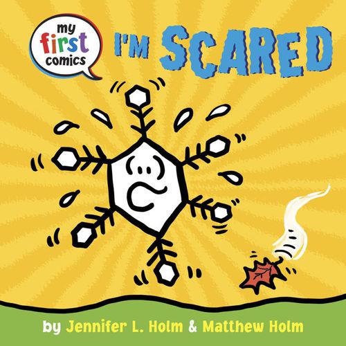 I'm Scared book