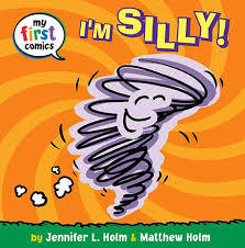 I'm Silly! book