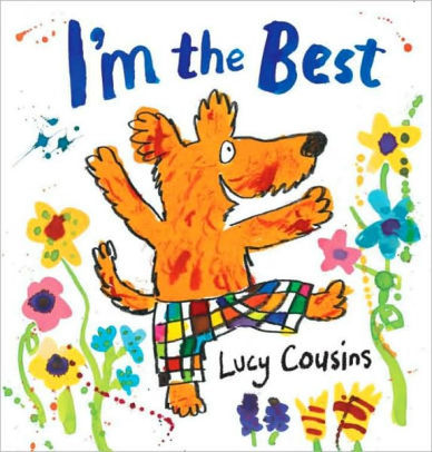 I'm the Best book