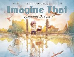 Imagine That book