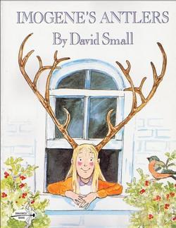 Imogene's Antlers book