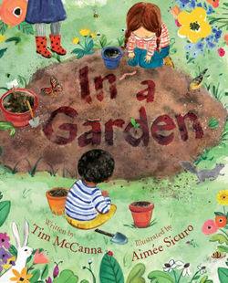 In a Garden book