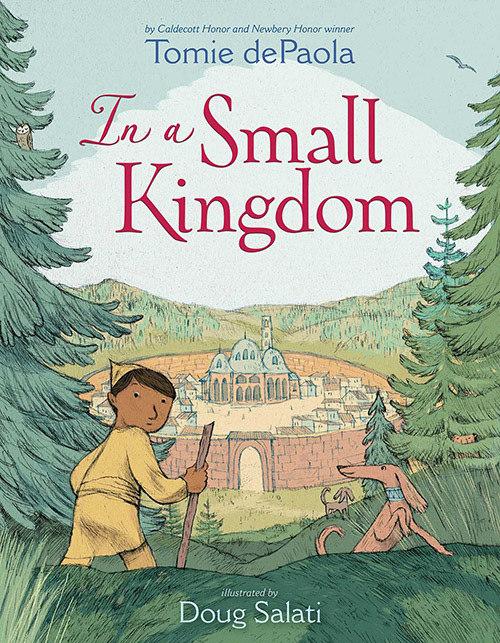 In a Small Kingdom book