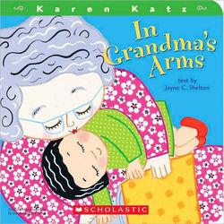 In Grandma's Arms book