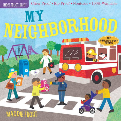 In My Neighborhood book