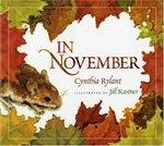 In November book