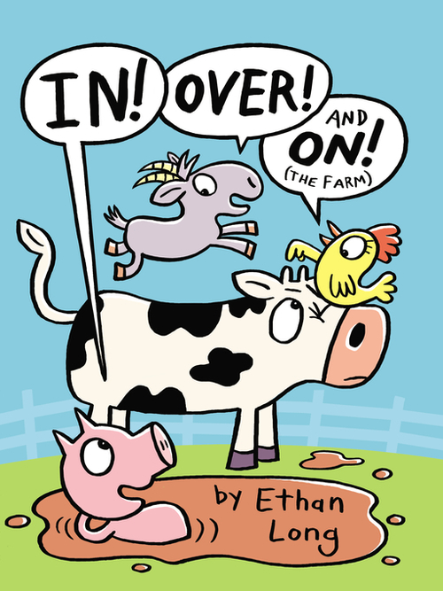 In, Over and on the Farm book