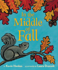 In the Middle of Fall Board Book book