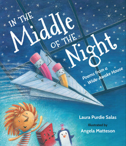 In the Middle of the Night: Poems from a Wide-Awake House book