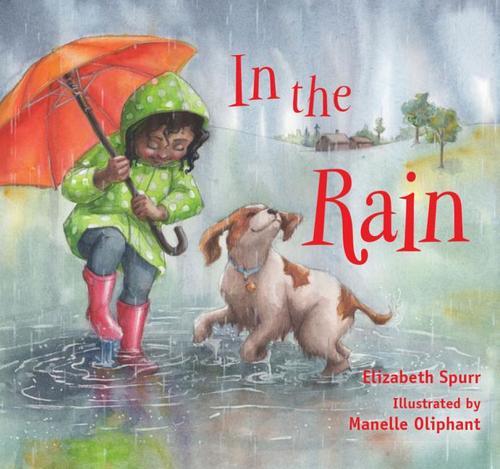 In the Rain book
