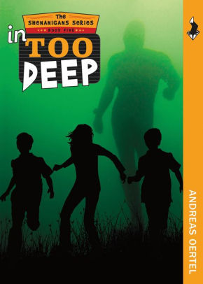 In Too Deep book