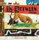 In-Between Things book