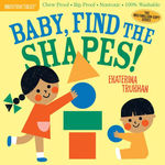 Indestructibles: Baby, Find the Shapes! book