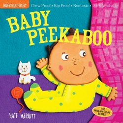 Indestructibles: Baby Peekaboo book