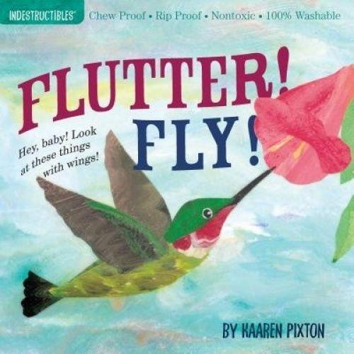 Indestructibles: Flutter! Fly! book